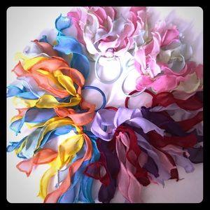 Girls cool hair ties